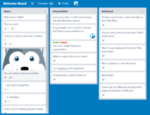 trello customer journey